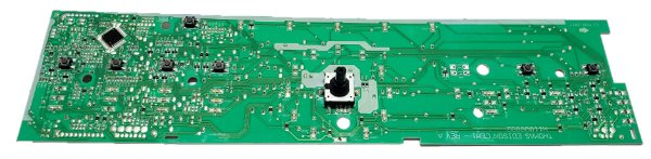 Placa de interface lavadora Brastemp original W10640425