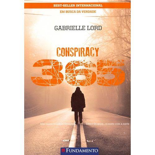 Livro Conspiracy 365: Em Busca da Verdade - Livro 2 Fevereiro