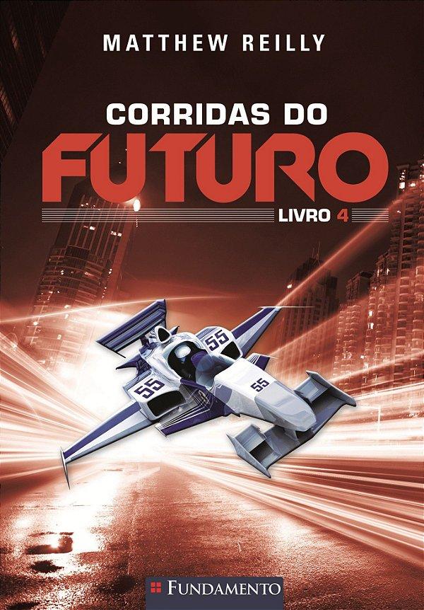 Livro Corridas do Futuro 4