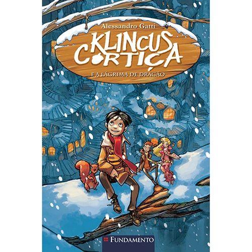 Livro Klincus Cortiça 1 - E a Lágrima de Dragão