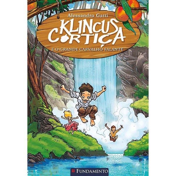 Livro Klincus Cortiça 3 - E o Grande Carvalho Falante