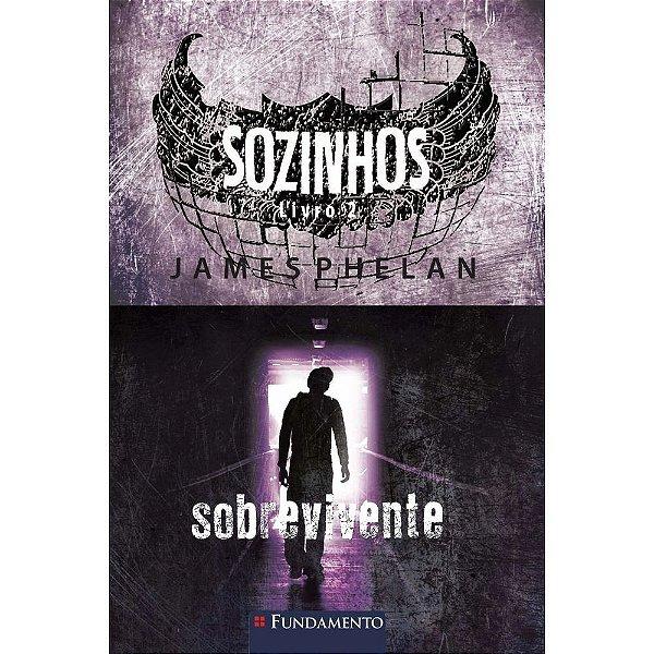 Livro Sozinhos 2 - sobreviventes