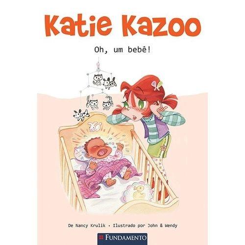 Livro Katie Kazoo - Oh, Um Bebê!