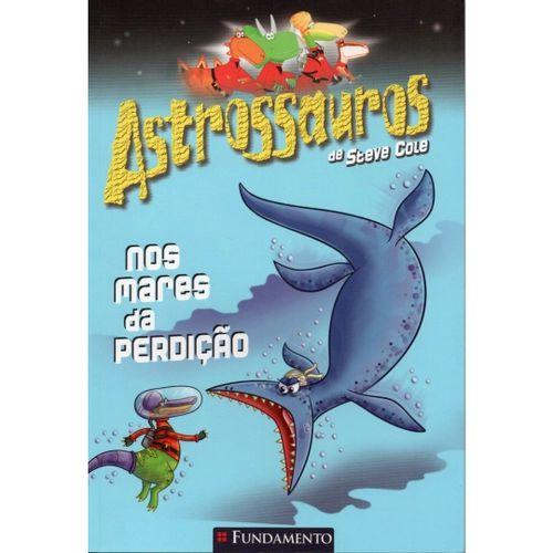 Livro Astrossauros: Nos Mares da Perdição