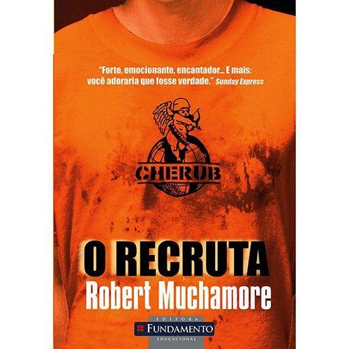 Livro Cherub: O Recruta