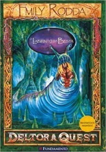 Livro Deltora Quest - O Labirinto da Besta