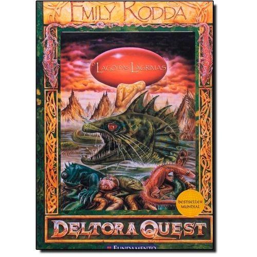 Livro Deltora Quest - O Lago das Lágrimas