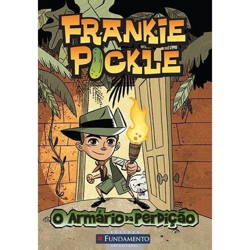 Livro Frankie Pickle - O Armário Da Perdição