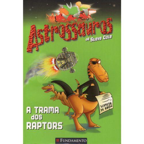 Livro Astrossauros: A Trama dos Raptors