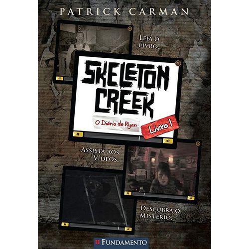 Livro Skeleton Creek - O Diário De Ryan