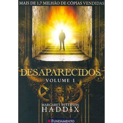 Livro Desaparecidos - Volume 1