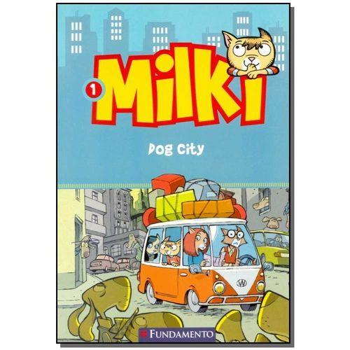 Livro Milki 3: Dog City