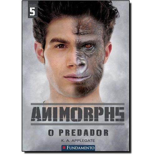 Livro Animorphs 5 - O Predador