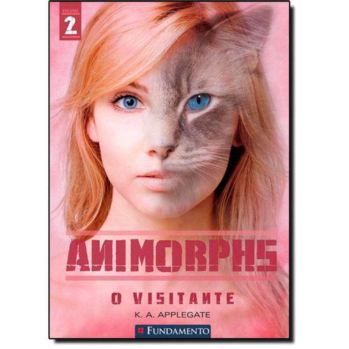 Livro Animorphs 2 - O Visitante