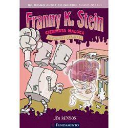 Livro Franny K. Stein - Cientista Maluca