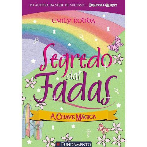 Livro Segredo Das Fadas 1.5 - A Chave Mágica