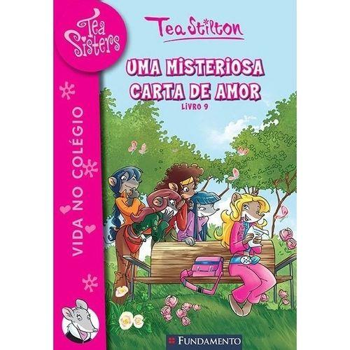 Livro Tea Sisters - Uma Misteriosa Carta de Amor