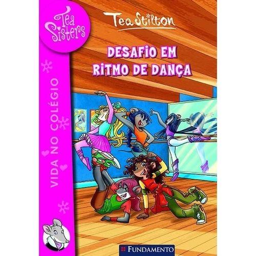 Livro Tea Sisters - Desafio Em Ritmo De Dança