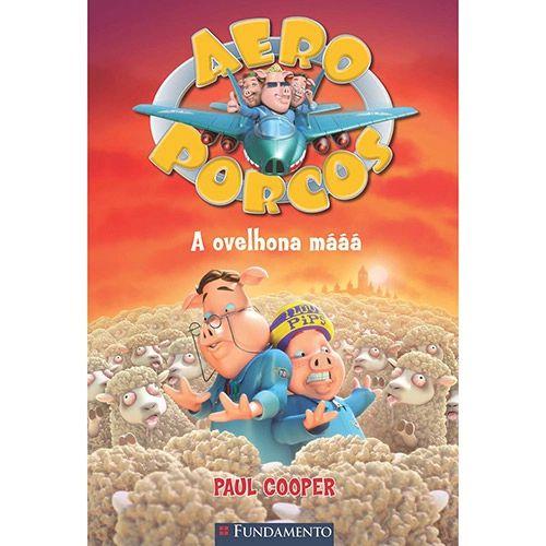 Livro Aeroporcos - A Ovelhona Mããã