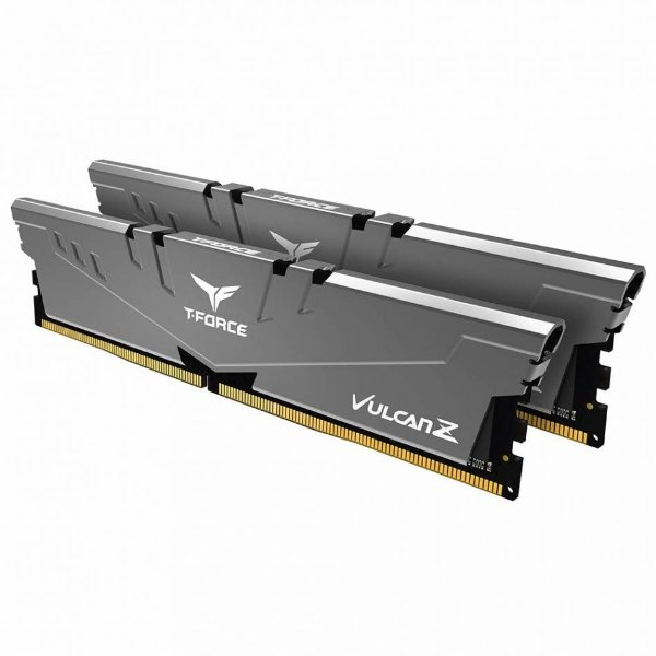 TEAM GROUP KIT 16GB (2X8GB) DDR4 3200MHZ VULCAN Z GREY CL - TLZGD416G3200HC16C