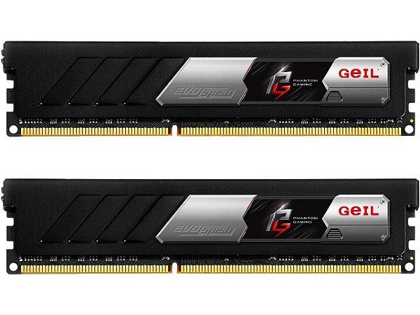 GeIL EVO SPEAR Phantom Gaming Edition (AMD) 32GB (2 x 16GB) 288-Pin DDR4 SDRAM DDR4 3000 (PC4 24000) - GASF432GB3000C16ADC