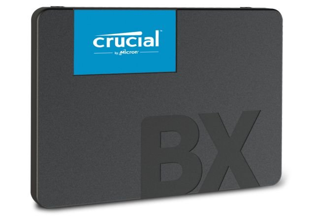 SSD CRUCIAL BX500 2.5' SATA - SELECIONE A CAPACIDADE