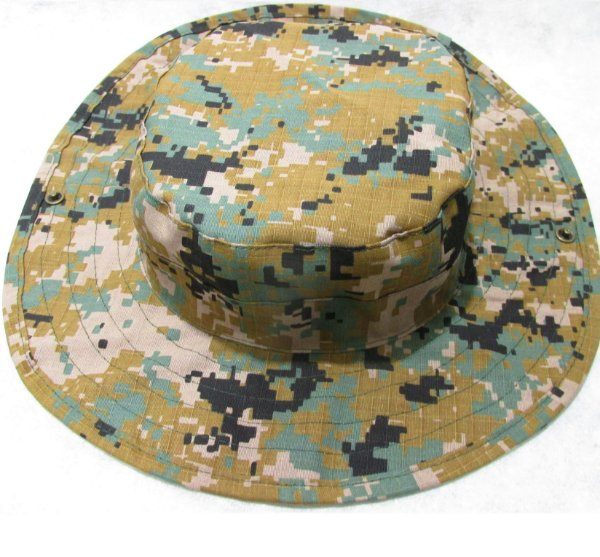 Boonie hat rip stop marpart orange