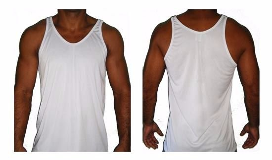 Camiseta branca TFM treinamento físico militar