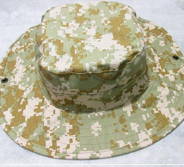 Boonie Hat Chapéu Digital Cammo