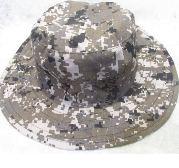 Boonie hat rip stop marpart brown