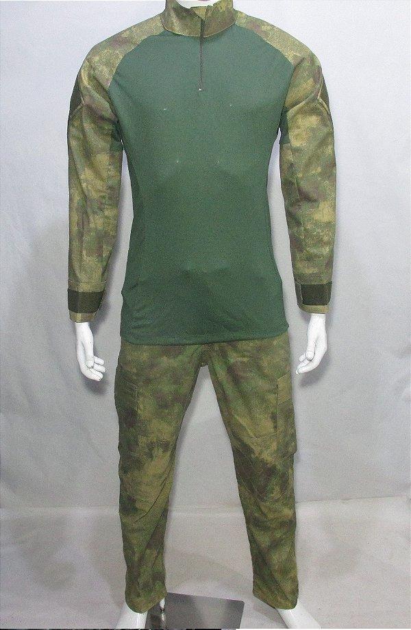 Calça e Combat t-shirt ATKS FG