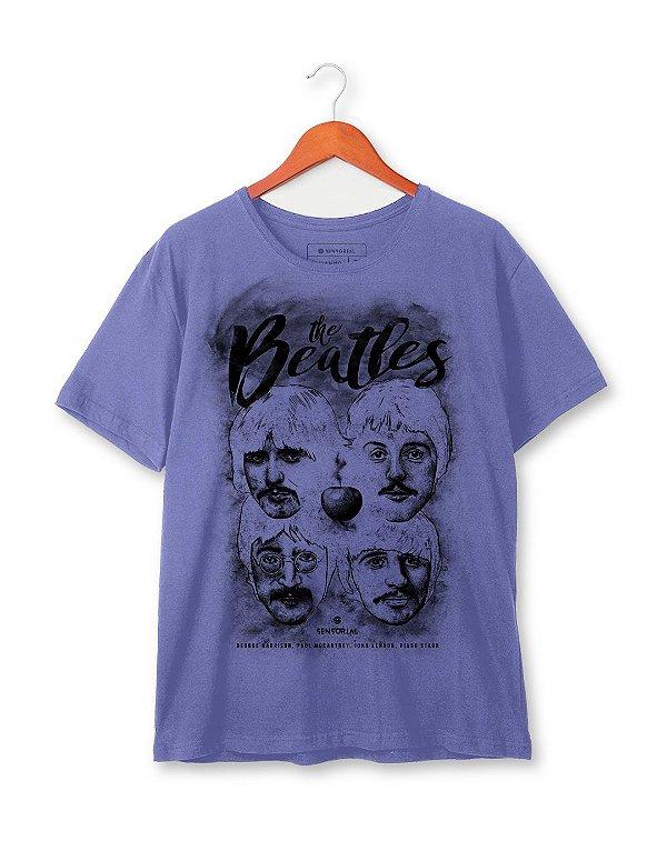 Camiseta The Beatles Estonada