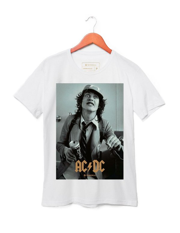 Camiseta AC DC