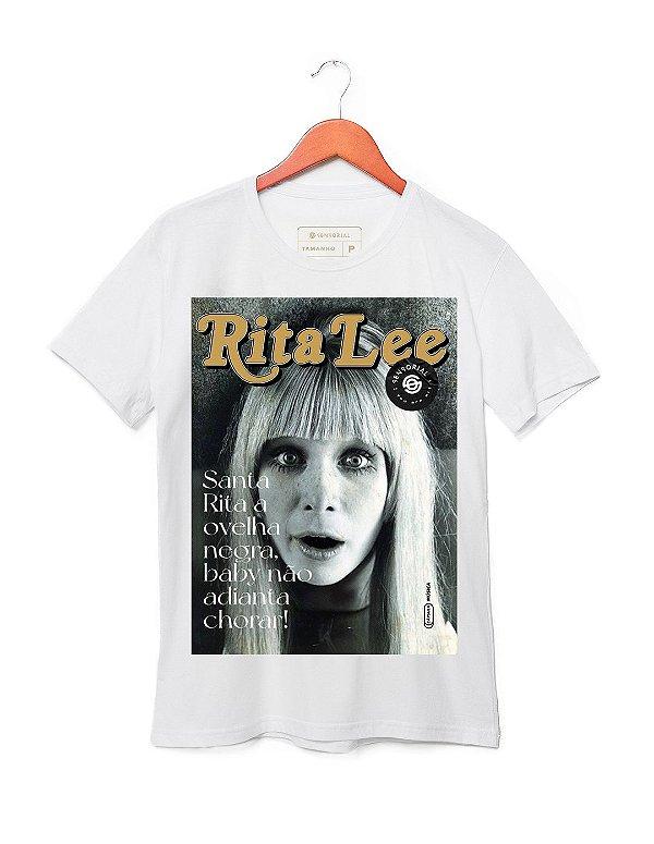 Camiseta Rita Lee