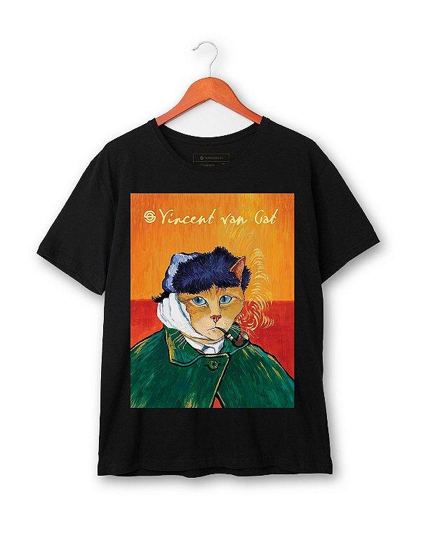Camiseta Vincent Van Cat