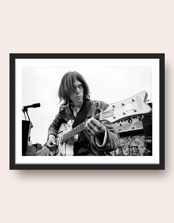 Quadro Neil Young