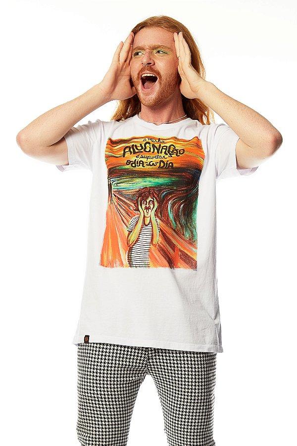 Camiseta O Grito Belchior