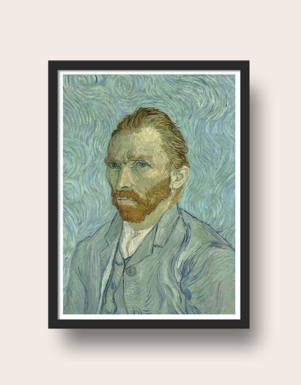 Quadro Van Gogh Azul