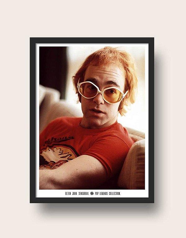 Quadro Elton John