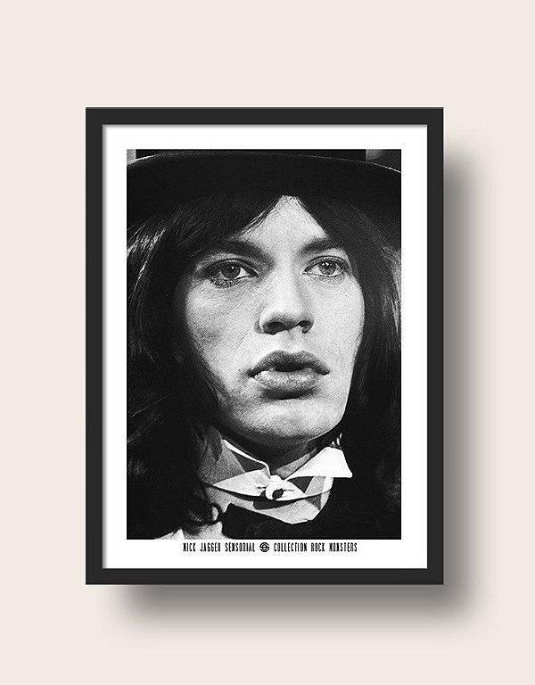 Quadro Mick Jagger
