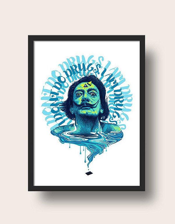 Quadro Salvador Dalí