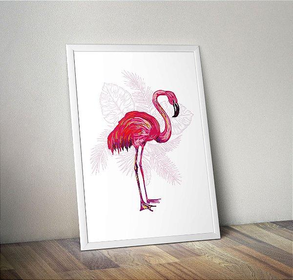 Pôster Flamingo