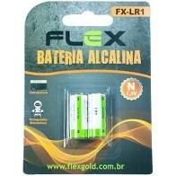 BATERIA ALCALINA 1.5V FLEXGOLD - FX-LR1