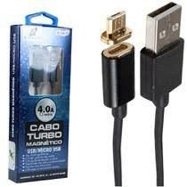 CABO DE DADOS MAGNETICO USB/MICRO V8 USB MOD: XC-CD-73 - MARCA: X-CELL