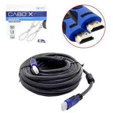 CABO HDMI/20M V.1.4 CBX-H200CM OD7.3/BLINDADO