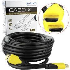 CABO HDMI 2.0 CBX-HX50SM