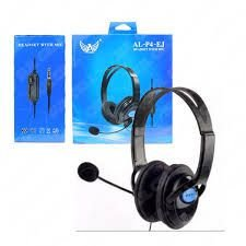 HEADSET WITH MIC PARA A-PS4-EJ ALTOMEX
