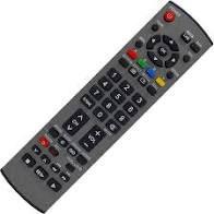 CONTROLE REMOTO TV REF.VC-A8020 (LCD PANASONIC)