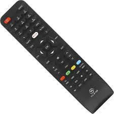 CONTROLE REMOTO TV REF:VC-A8198 (LCD PHILCO) SMART