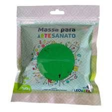 MASSA DE EVA 50GR VERDE 88015